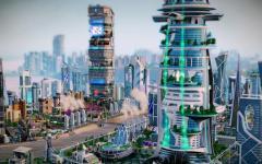 Le città del futuro secondo Simcity