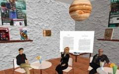 Apre il Delos Bookclub su Second Life