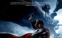 Capitan Harlock 3D nelle sale dal primo gennaio