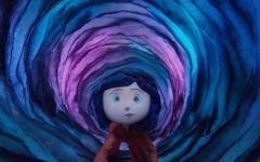 Al cinema è arrivata Coraline