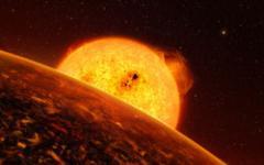 Il pianeta dagli oceani di lava