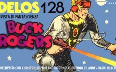 Delos 128 presenta il primo eroe della fantascienza