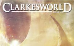 Gardner Dozois entra nello staff di Clarkesworld