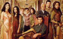 Nathan Fillion: vorrei comperare Firefly