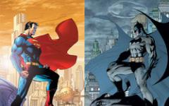 Batman e Superman passano alla concorrenza
