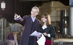 Doctor Who: Peter Capaldi si presenta al mondo