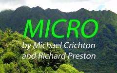 Micro: il nuovo romanzo di Michael Crichton