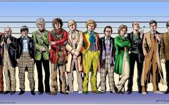 Doctor Who, le ultime tre rigenerazioni in fumetto