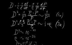 L'ultima equazione verrà svelata al cinema