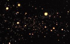 Più pianeti che stelle