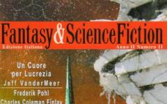 Fantasy & Science Fiction arriva al numero undici