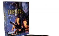 Farscape, finalmente i dvd