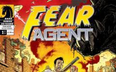 Fear Agent opzionato da Universal