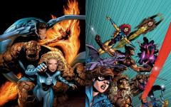Un cross-over Fantastici Quattro/X-Men al cinema?