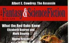 A maggio arriva Fantasy & Science Fiction edizione italiana