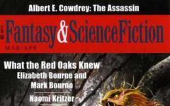 Charles Coleman Finlay nuovo direttore di Fantasy & Science Fiction