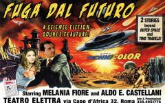 Fuga dal futuro, fantascienza a teatro