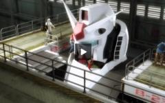 Gundam, il primo prototipo