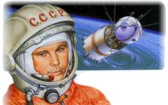 Cinquant'anni fa Yuri Gagarin conquistava lo spazio