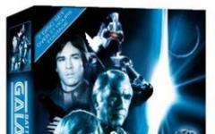 Galactica in dvd?