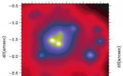 Il secondo buco nero della Via Lattea