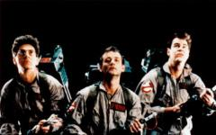 Ghostbusters, the next generation