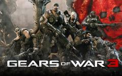 Il trailer di Gears of War 3