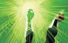 Luce verde per Green Lantern