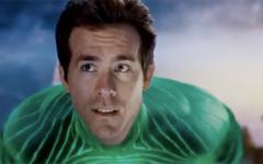 Nuovo trailer, in 3D, per Lanterna Verde