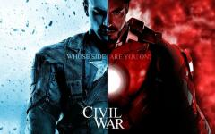 Captain America 3: arriva Iron Man e scoppia la Civil War