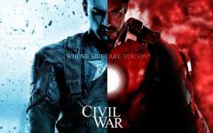 Captain America 3: arriva Iron Man e scoppia la Civil War