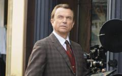 Sam Neill ad Alcatraz, mentre The Event si complica