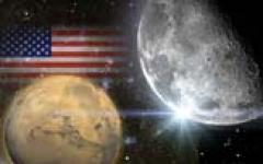 Presto la Luna, poi Marte