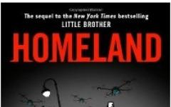 Cory Doctorow e il suo Homeland