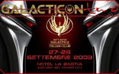 Galacticonon Two, a settembre per i fan di Galactica