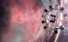Tutto Interstellar in un poster