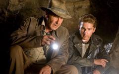 Indiana Jones e il triangolo delle Bermuda?