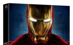 Iron Man, arriva il dvd
