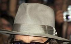 Johnny Depp re del mondo