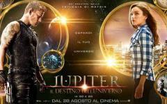 Jupiter Il Destino dell'Universo lanciato con un concorso