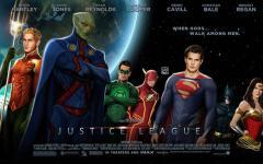 La Justice League arriverà al cinema
