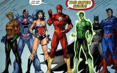 Justice League al cinema: ultime notizie