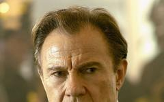 Life on Mars, via Colm Meaney, arriva Harvey Keitel