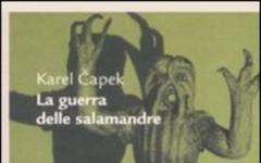 Le salamandre di Karel Čapek