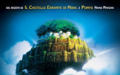 Laputa, il castello nel cielo arriva nelle sale