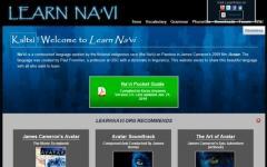 Impariamo tutti la lingua Na'vi