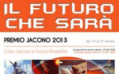 A Vigevano Il futuro che sarà, Premio Jacono a Brambilla