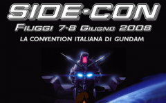 I fan di Gundam si incontrano alla Side-Con