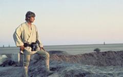 Star Wars: Episode VII: prime foto dal set