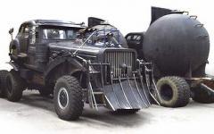 I veicoli di Mad Max Road of Fury
